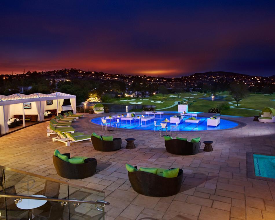 La costa resort california golf schools in san diego for Wellness retreat san diego